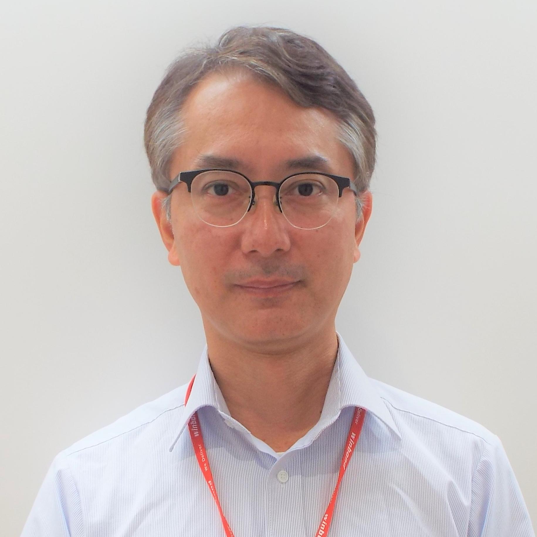 ウィンボンド・エレクトロニクス株式会社 小野 真人氏